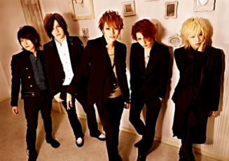 Alice Nine: New look